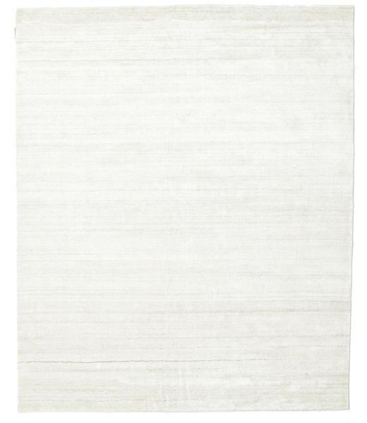 Bambù Di Seta Loom - Chiaro Natural Tappeto 200X250 Moderno Beige ( India)