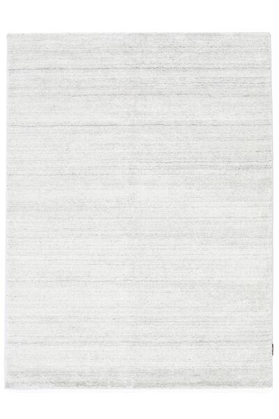 Bambù Di Seta Loom - Chiaro Natural Tappeto 300X400 Moderno Beige/Bianco/Creme Grandi ( India)