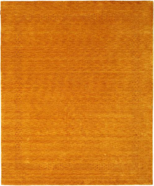 Loribaf Loom Beta - D'oro Tappeto 240X290 Moderno Arancione (Lana, India)