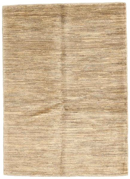 Gabbeh Persia Tappeto 105X146 Moderno Fatto A Mano Beige/Beige Scuro/Marrone Chiaro (Lana, Persia/Iran)