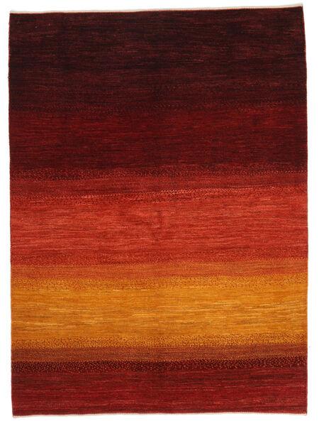Gabbeh Persia Tappeto 147X199 Moderno Fatto A Mano Ruggine/Rosso/Rosso/Marrone Scuro (Lana, Persia/Iran)