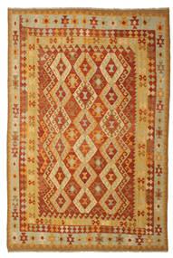 Kilim Afghan Old Style Tappeto 197X293 Orientale Tessuto A Mano (Lana, Afghanistan)