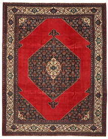 Hamadan Patina Tappeto 271X348 Orientale Fatto A Mano Marrone Scuro/Ruggine/Rosso Grandi (Lana, Persia/Iran)
