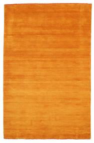 Handloom Fringes - Arancione Tappeto 180X275 Moderno Ruggine/Rosso/Arancione (Lana, India)