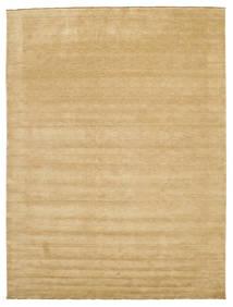 Handloom Fringes - Beige Tappeto 300X400 Moderno Beige Scuro/Beige Grandi (Lana, India)