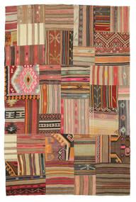 Kilim Patchwork Tappeto 179X275 Moderno Tessuto A Mano (Lana, Turchia)