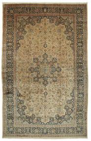 Mashad Astan Ghods Tappeto 508X789 Orientale Fatto A Mano Marrone Chiaro/Grigio Scuro Grandi (Lana, Persia/Iran)
