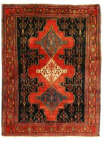 Senneh Tappeto 126X175 Orientale Fatto A Mano (Lana, Persia/Iran)
