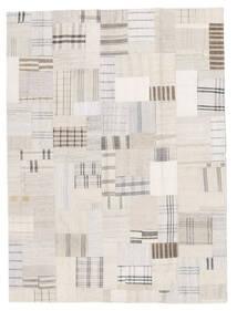 Kilim Patchwork Tappeto 171X230 Moderno Tessuto A Mano Beige/Bianco/Creme (Lana, Turchia)