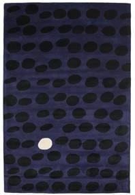 Camouflage Handtufted - Scuro Tappeto 200X300 Moderno Nero/Blu Scuro (Lana, India)