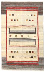 Gabbeh Kashkooli Tappeto 115X186 Moderno Fatto A Mano Beige/Beige Scuro (Lana, Persia/Iran)
