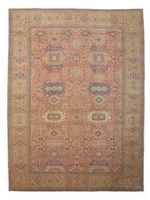 Egypt Tappeto 418X559 Orientale Fatto A Mano Marrone/Rosso Scuro Grandi (Lana, Egitto)
