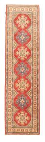 Turkeman Ariana Tappeto 84X312 Orientale Fatto A Mano Alfombra Pasillo Ruggine/Rosso/Marrone Chiaro (Lana, Afghanistan)