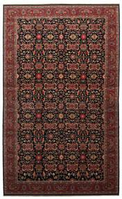 Malayer Tappeto 505X817 Orientale Fatto A Mano Marrone Scuro/Rosso Scuro Grandi (Lana, Persia/Iran)