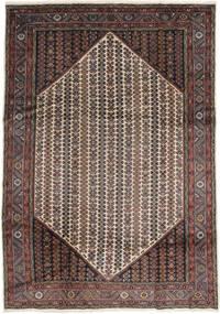 Koliai Tappeto 207X295 Orientale Fatto A Mano Marrone Scuro/Marrone Chiaro (Lana, Persia/Iran)