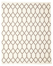 Renzo Tappeto 250X300 Moderno Tessuto A Mano Beige/Grigio Chiaro Grandi (Lana, India)