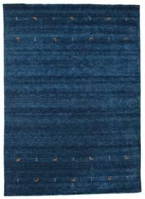Gabbeh Loom Two Lines - Blu Scuro Tappeto 240X340 Moderno Blu Scuro (Lana, India)