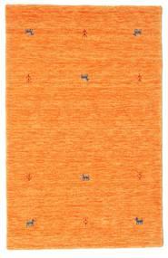 Gabbeh Loom Two Lines - Arancione Tappeto 100X160 Moderno Arancione (Lana, India)