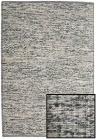Luna - Grigio Tappeto 200X300 Moderno Tessuto A Mano Grigio Chiaro/Grigio Scuro (Lana, India)