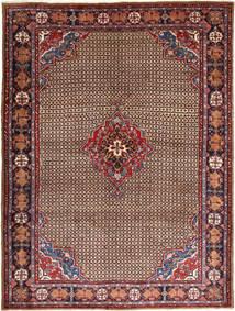 Koliai Tappeto 230X306 Orientale Fatto A Mano Marrone Scuro/Rosso Scuro (Lana, Persia/Iran)