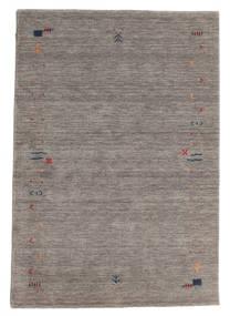 Gabbeh Loom Frame - Grigio Tappeto 140X200 Moderno Grigio Chiaro/Grigio Scuro (Lana, India)