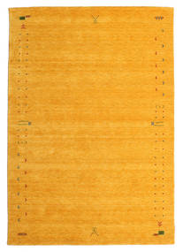 Gabbeh Loom Frame - Giallo Tappeto 190X290 Moderno Giallo/Arancione (Lana, India)