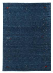 Gabbeh Loom Frame - Blu Scuro Tappeto 160X230 Moderno Blu Scuro (Lana, India)