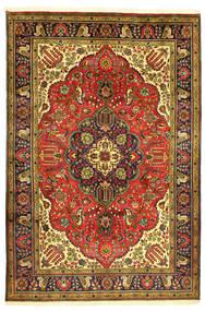 Tabriz Tappeto 208X304 Orientale Fatto A Mano (Lana, Persia/Iran)