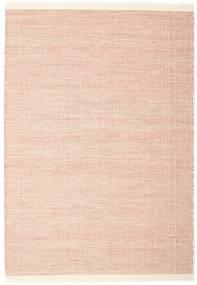 Seaby - Ruggine Tappeto 140X200 Moderno Tessuto A Mano Giallo/Rosa Chiaro (Lana, India)