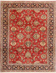 Bidjar Tappeto 312X402 Orientale Fatto A Mano Ruggine/Rosso/Marrone Scuro Grandi (Lana/Seta, Persia/Iran)