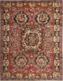 Bakhtiar Tappeto 263X336 Orientale Fatto A Mano Marrone Scuro/Rosso Scuro Grandi (Lana, Persia/Iran)