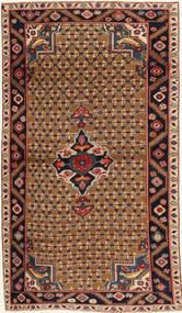Koliai Patina Tappeto 100X183 Orientale Fatto A Mano Marrone Scuro/Marrone Chiaro (Lana, Persia/Iran)