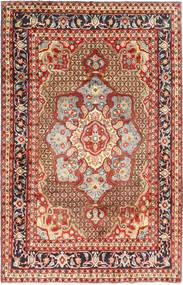 Koliai Tappeto 198X308 Orientale Fatto A Mano Rosso Scuro/Marrone Scuro (Lana, Persia/Iran)