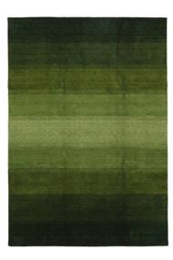 Gabbeh Rainbow - Verde Tappeto 240X340 Moderno Verde Scuro/Verde Oliva (Lana, India)