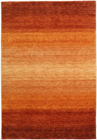Gabbeh Rainbow - Ruggine Tappeto 160X230 Moderno Arancione/Ruggine/Rosso (Lana, India)