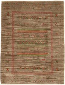 Gabbeh Persia Tappeto 115X150 Moderno Fatto A Mano Marrone/Marrone Chiaro (Lana, Persia/Iran)