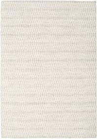 Kilim Long Stitch - Beige Tappeto 160X230 Moderno Tessuto A Mano Grigio Chiaro/Beige (Lana, India)
