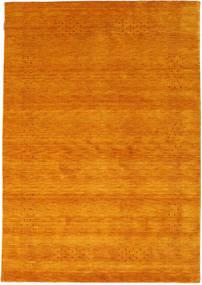 Loribaf Loom Beta - D'oro Tappeto 160X230 Moderno Arancione/Giallo (Lana, India)