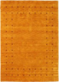 Loribaf Loom Delta - D'oro Tappeto 160X230 Moderno Arancione/Giallo (Lana, India)