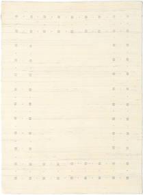 Loribaf Loom Delta - Natural Tappeto 160X230 Moderno Beige/Bianco/Creme (Lana, India)