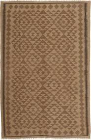 Kilim Tappeto 164X246 Orientale Tessuto A Mano Marrone/Marrone Chiaro (Lana, Persia/Iran)