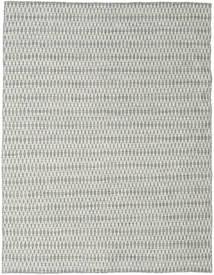 Kilim Long Stitch - Grigio Tappeto 190X240 Moderno Tessuto A Mano Grigio Chiaro/Beige (Lana, India)