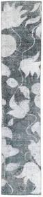 Colored Vintage Tappeto 68X363 Moderno Fatto A Mano Alfombra Pasillo Blu/Bianco/Creme (Lana, Persia/Iran)
