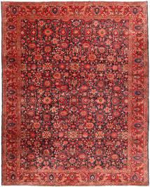 Nanadj Tappeto 333X418 Orientale Fatto A Mano Rosso Scuro/Ruggine/Rosso Grandi (Lana, Persia/Iran)