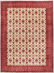 Afghan Khal Mohammadi Tappeto 295X395 Orientale Fatto A Mano Rosso Scuro/Ruggine/Rosso Grandi (Lana, Afghanistan)