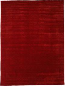 Loribaf Loom Beta - Rosso Tappeto 290X390 Moderno Rosso Scuro Grandi (Lana, India)