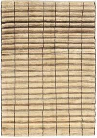 Gabbeh Persia Tappeto 98X136 Moderno Fatto A Mano Beige/Marrone Chiaro (Lana, Persia/Iran)
