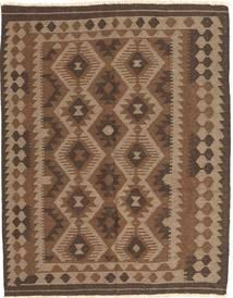 Kilim Maimane Tappeto 148X187 Orientale Tessuto A Mano Marrone/Marrone Scuro (Lana, Afghanistan)