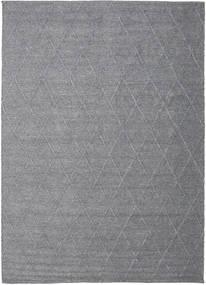 Svea - Charcoal Tappeto 300X400 Moderno Tessuto A Mano Grigio Chiaro/Grigio Scuro Grandi (Lana, India)