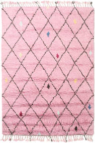 Alta - Magenta Tappeto 160X230 Moderno Fatto A Mano Rosa Chiaro (Lana, India)